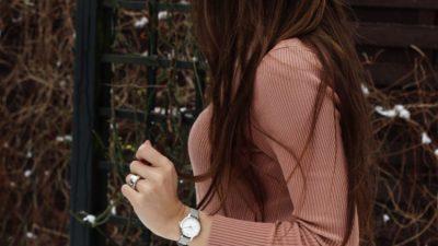 Grey Timepiece Olivia Burton