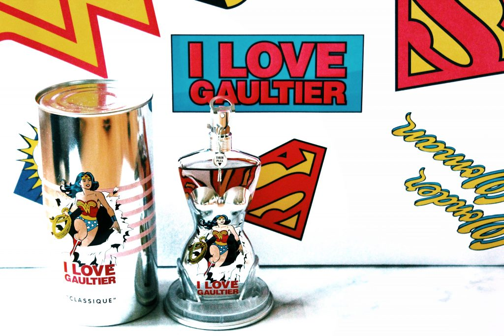 Wonder Woman Fragrance – Jean Paul Gaultier