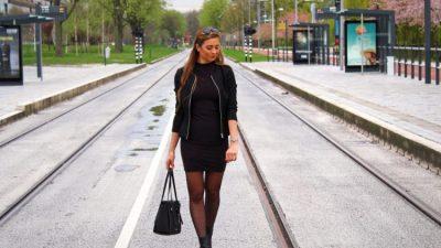 All Black Look – Delft