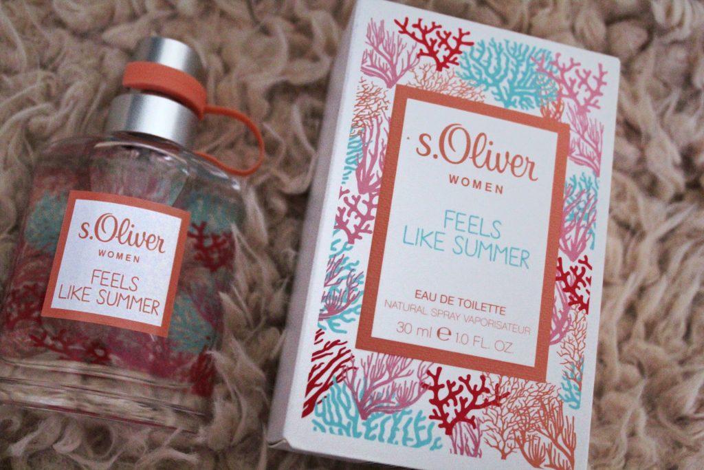 S. Oliver Feels Like Summer Fragrance