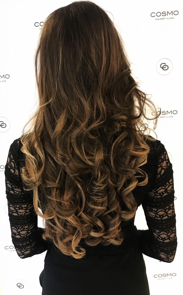 Hair Touch Up – Cosmohairstyling Ijmuiden
