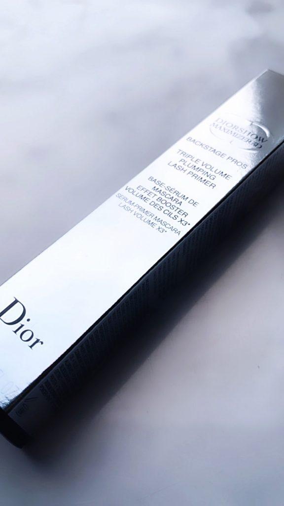 verpakking DIOR Maximizer 3D Primer